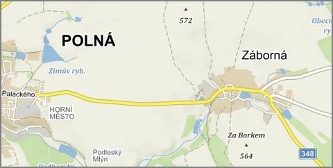 Kliknutím na mapku se Vám obec zobrazí na www.mapy.cz